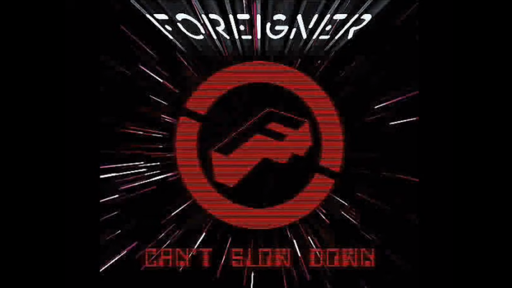 "Album Review: ""Can't Slow Down"" By Foreigner 