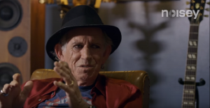 5 Recent Facts About Keith Richards