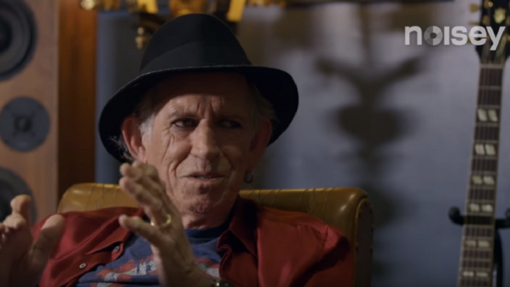 5 Recent Facts About Keith Richards   Society Of Rock Videos