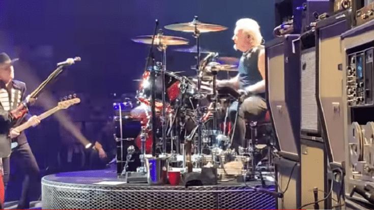 Watch Joey Kramer Reunite With Aerosmith For Las Vegas Residency | Society Of Rock Videos