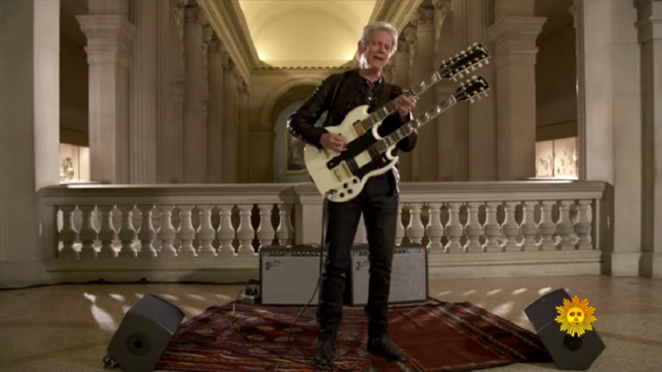 Don Felder Will Tie The Knot With Diane McInerney | Society Of Rock Videos