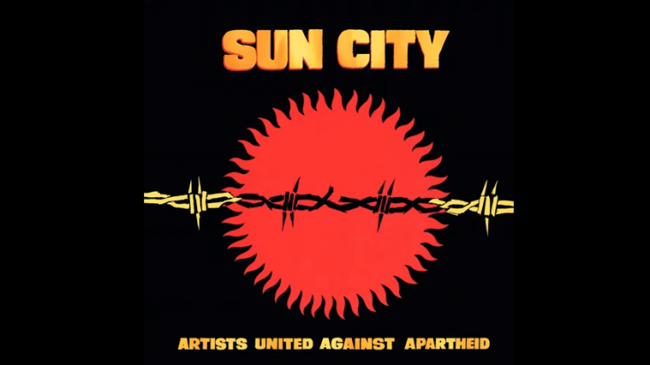 "Steven Van Zandt Is Reissuing His 1985 Multi-Artist Protest LP ""Sun City"" 