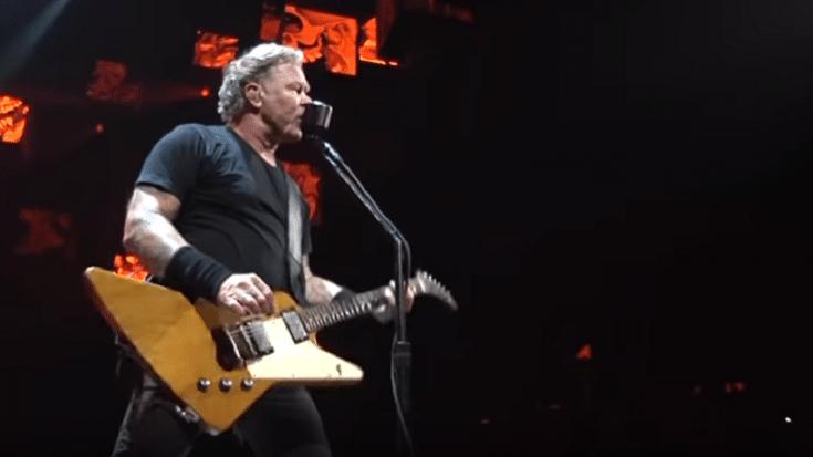 Metallica Reschedules Benefit Concert | Society Of Rock Videos