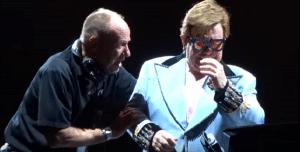 """Elton John Struck With """"Walking Pneumonia"""""""