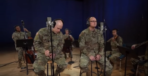 U.S. Army Band Pays Tribute To Neil Peart