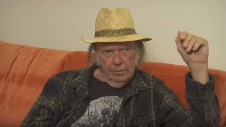 No Tour For Neil Young This 2020