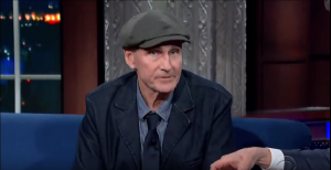 "James Taylor Said He Was A ""Bad Influence"" To The Beatles"