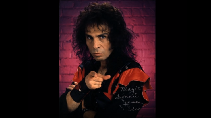 Ronnie James Dio Career-Spanning Documentary In Production