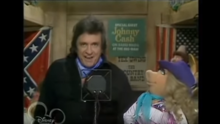 Relive The Time Johnny Cash Harmonized With The Muppets | Society Of Rock Videos
