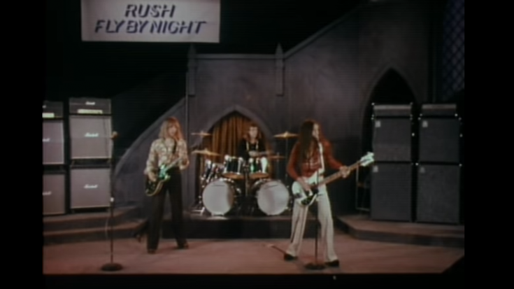 """The Story Behind """"Fly By Night"""" By Rush 