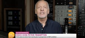 Peter Frampton Will Release New Memoir