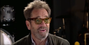 New Album Of Huey Lewis Was Recorded Before Hearing Loss