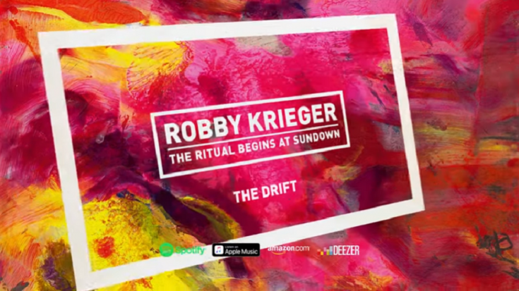 Robby Krieger From The Doors Will Release New Album