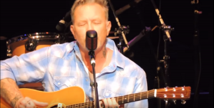 James Hetfield Performs 'Baby Hold On' Cover at Eddie Money Tribute