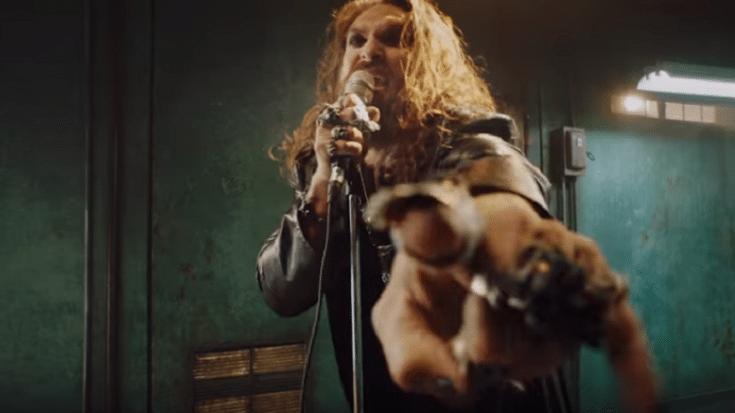 "Ozzy Osbourne Casts Jason Momoa As Himself In ""Scary Little Green Men"" Teaser | Society Of Rock Videos"