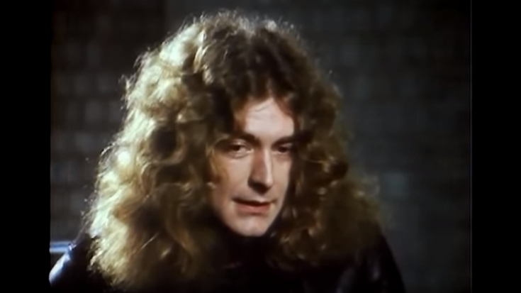 The Facts In The Early Life Of Robert Plant | Society Of Rock Videos