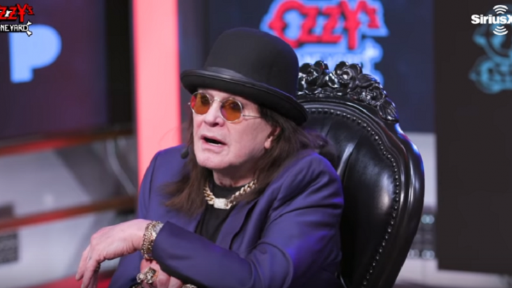 Ozzy Osbourne Tells The Time He Called The Cops On Himself | Society Of Rock Videos
