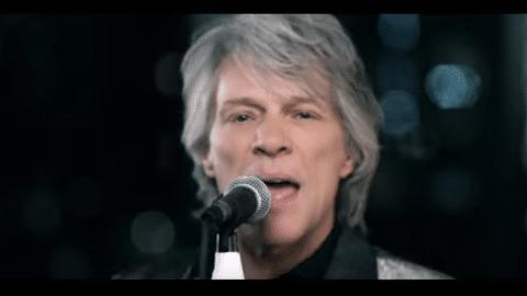JFK Was Jon Bon Jovi's Inspiration For 2020 Album Cover | Society Of Rock Videos