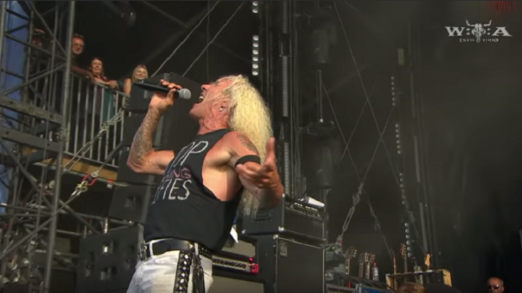 Dee Snider Wants AC/DC To Be Featured On The Next Super Bowl | Society Of Rock Videos