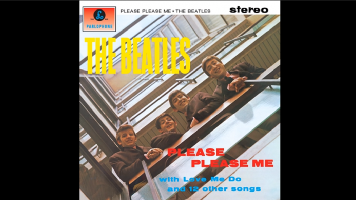 "Album Review: ""Please Please Me"" By The Beatles 