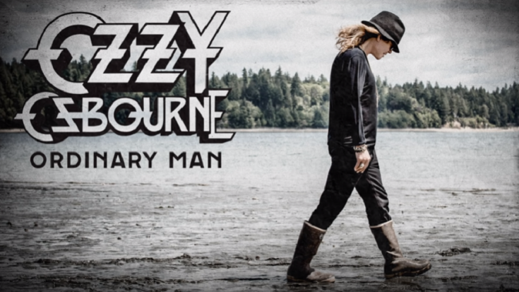 "Ozzy Osbourne's ""Ordinary Man"" Debuts At Top 5 In The US 