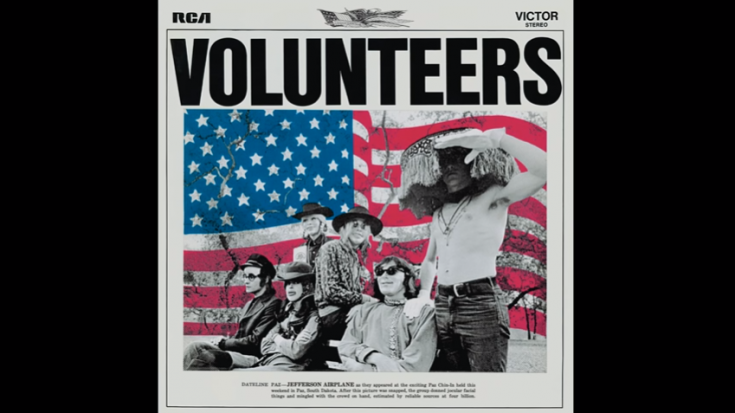 """Album Review: """"Volunteers"""" By Jefferson Airplane"""