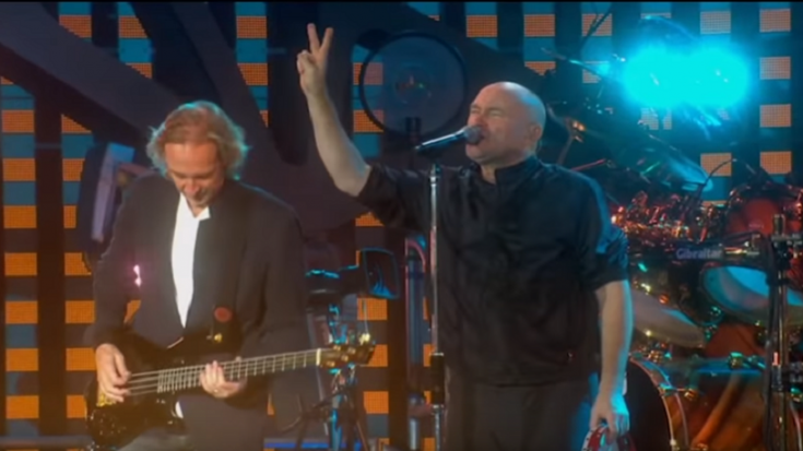 "Phil Collins Will Play Drums On ""Some Bits"" In Reunion Tour 