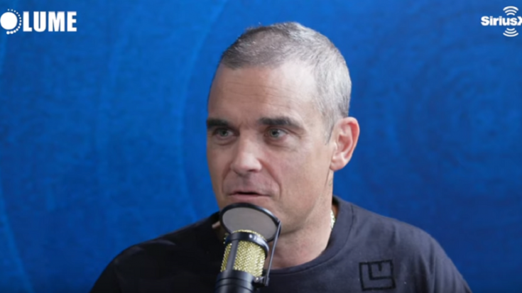 Robbie Williams Shares He Was Once Asked To Be Part Of Queen | Society Of Rock Videos