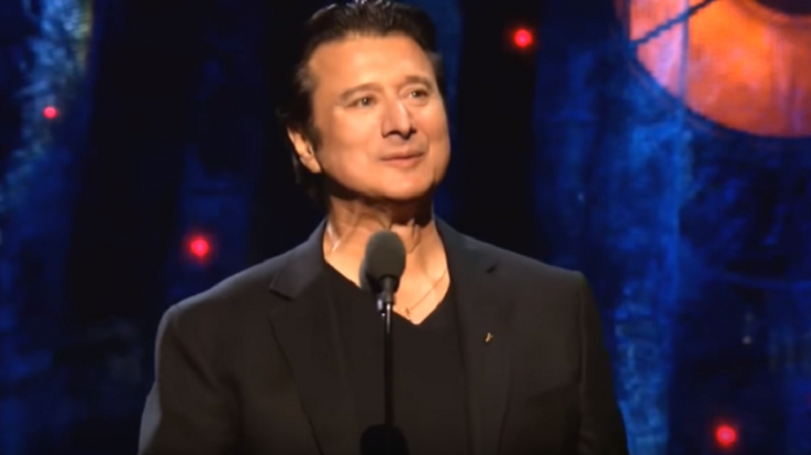 Steve Perry Sides With Fired Rhythm Section Ross Valory and Steve Smith In Journey | Society Of Rock Videos