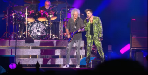 Queen + Adam Lambert Cancel Paris Concert Due To Coronavirus