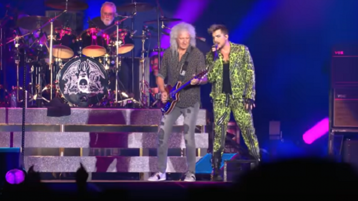 Queen + Adam Lambert Cancel Paris Concert Due To Coronavirus | Society Of Rock Videos