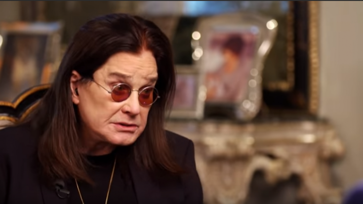 "Ozzy Osbourne Talks About 2016 ""Sex Addiction"" 