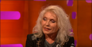 Debbie Harry Talks About Lessons From David Bowie And Iggy Pop
