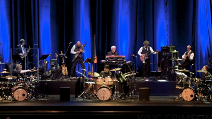 King Crimson Will Tour With Zappa Band | Society Of Rock Videos