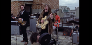 """""""Get Back"""" Beatles Film Will Feature The Rooftop Performance"""