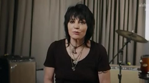 Listen To Joan Jett And Sting's Song For Alzheimer's Association Benefit