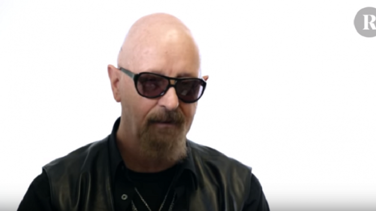 The Important Lessons Rob Halford Learned From Robert Plant