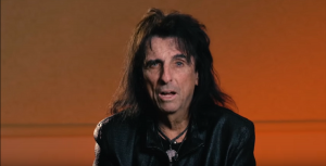 Alice Cooper Sends A Message Of Hope