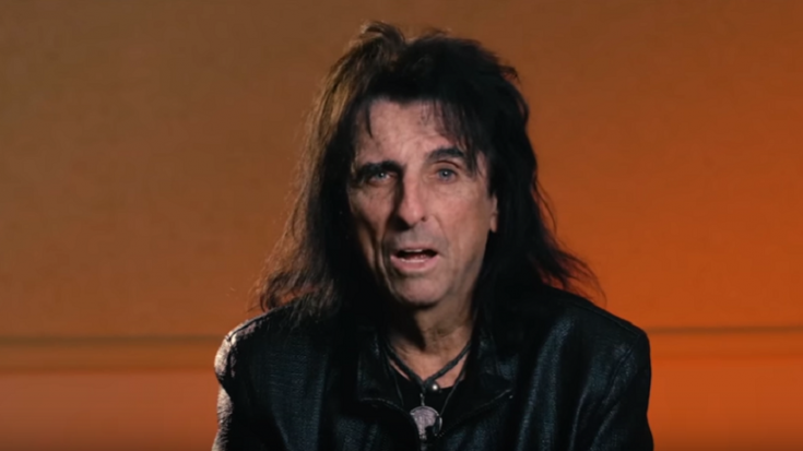 Alice Cooper Sends A Message Of Hope | Society Of Rock Videos