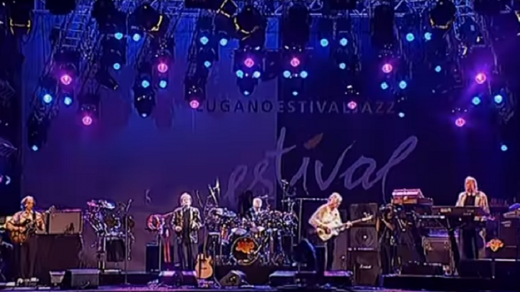 """Relive YES' Performance of """"Long Distance Runaround"""" In Switzerland 