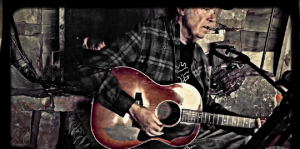 Neil Young Streams Fireside Sessions