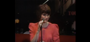 "Relive Linda Ronstadt's 1980 Performance Of ""Just One Look"""