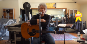 You Can Help Jon Bon Jovi Write A COVID-19 Song