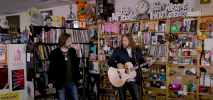 Watch The Black Crowes Perform In Tiny Desk Series