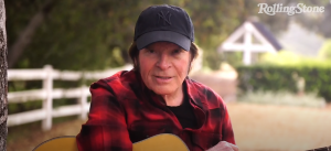 "John Fogerty Performs Classic CCR Songs On ""In My Room"" Series"