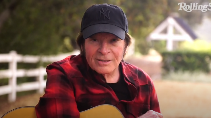 "John Fogerty Performs Classic CCR Songs On ""In My Room"" Series 