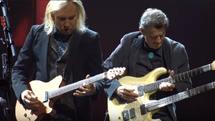 "The Eagles Cancel ""Hotel California"" Tour Due To COVID-19 
