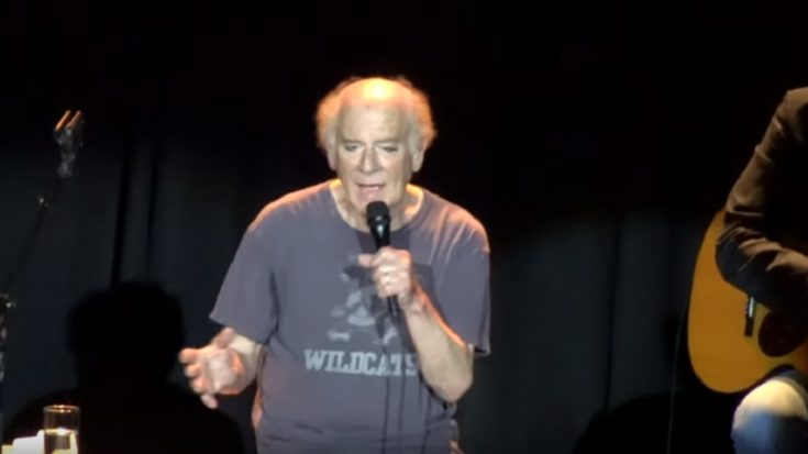 """Art Garfunkel Talks About His Voice """"Issues"""" 