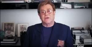 Watch Elton John's Living Room Concert