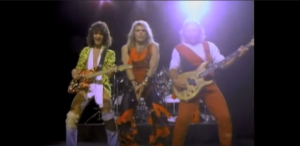Relive The Rough Times Of Van Halen